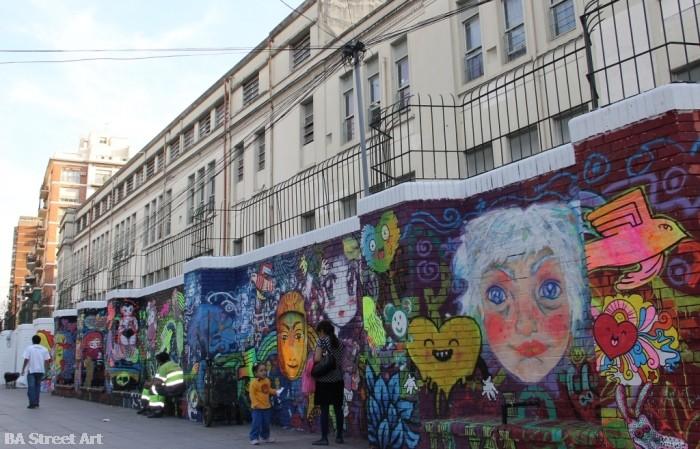 parque rivadavia graffiti buenos aires street art buenosairesstreetart.com