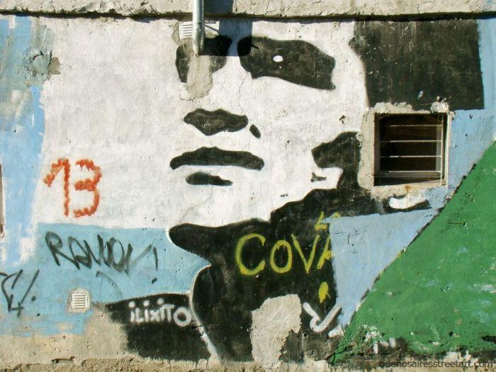 diego maradona murales buenos aires buenosairesstreetart.com