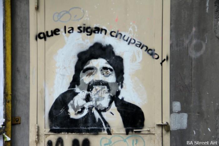 mendoza graffiti argentina maradona graffiti buenosairesstreetart.com