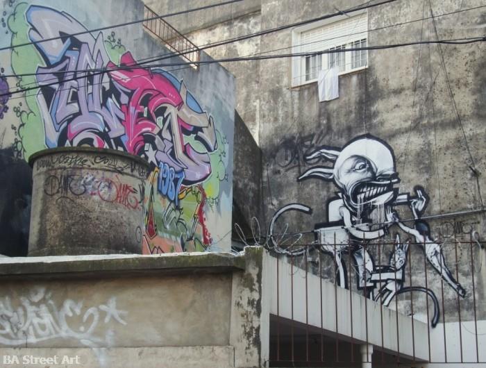 castelar merlo buenos aires graffiti dame graff castelar arte urbano buenosairesstreetart.com