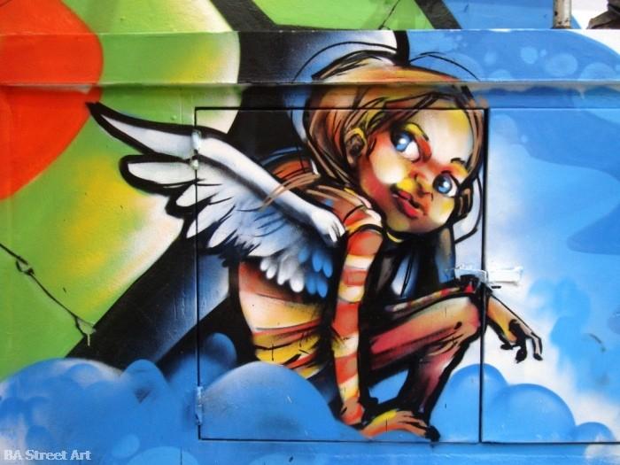 centro cultural recoleta graffiti dame buenos aires street art © buenosairesstreetart.com