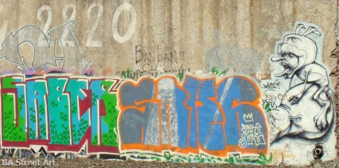 dame graff graffiti tour buenos aires arte urbano grafiti argentina © buenosairesstreetart.com