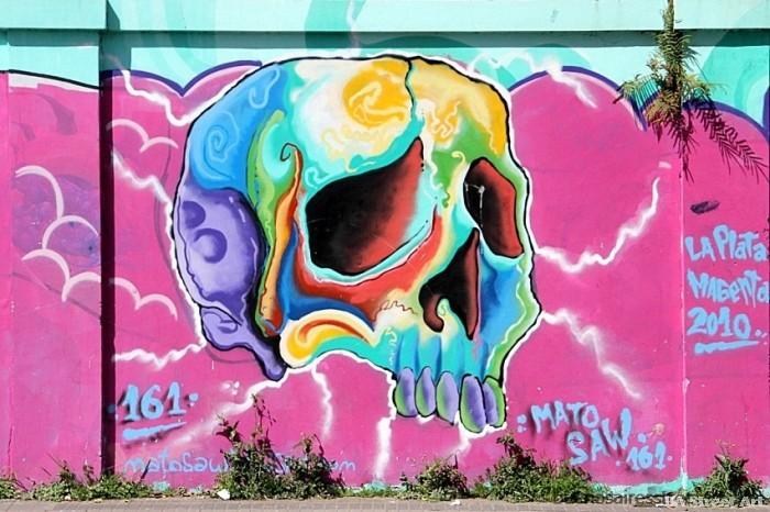 graffiti buenos aires halloween buenosairesstreetart.com magenta