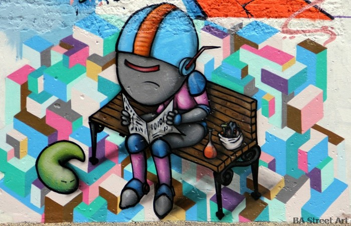 graffiti buenos aires nerf street artist buenosairesstreetart.com BA Street Art