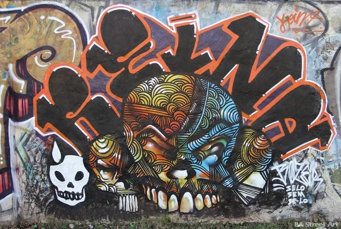 halloween death graffiti buenos aires buenosairestreetart.com