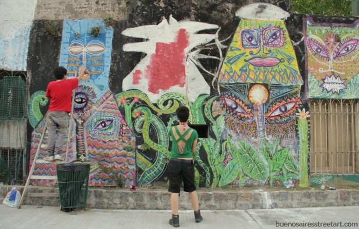 malegria buenos aires street art tour arte urbano buenosairesstreetart.com