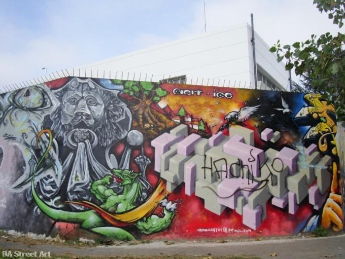 urban art tour buenos aires graffiti © buenosairesstreetart.com