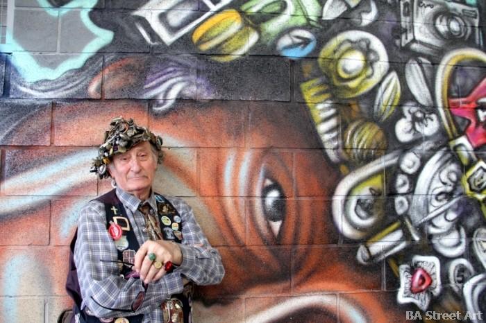 buenos aires graffiti tour pelado buenosairesstreetart.com mercado de pulgas colegiales tony valiente