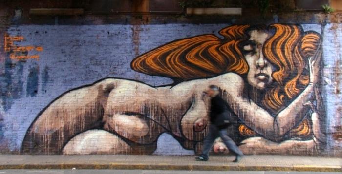 buenos aires street art tour lean frizzera street artist buenosairesstreetart.com