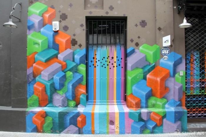 nerf graffiti artist buenos aires graffiti tour street art argentina buenosairesstreeetart.com