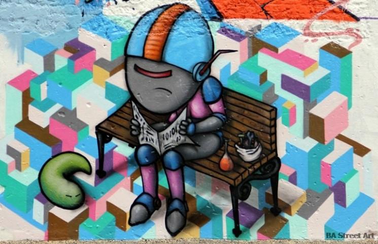 Nerf graffiti artist interview buenos aires street art tour buenosairesstreetart.com