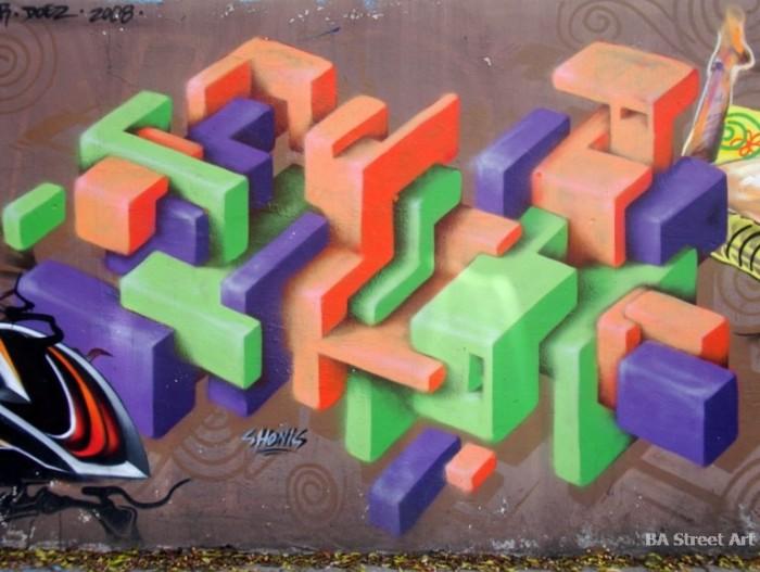 artista nerf entrevista cubos buenos aires buenosairesstreetart.com BA Street Art Tours