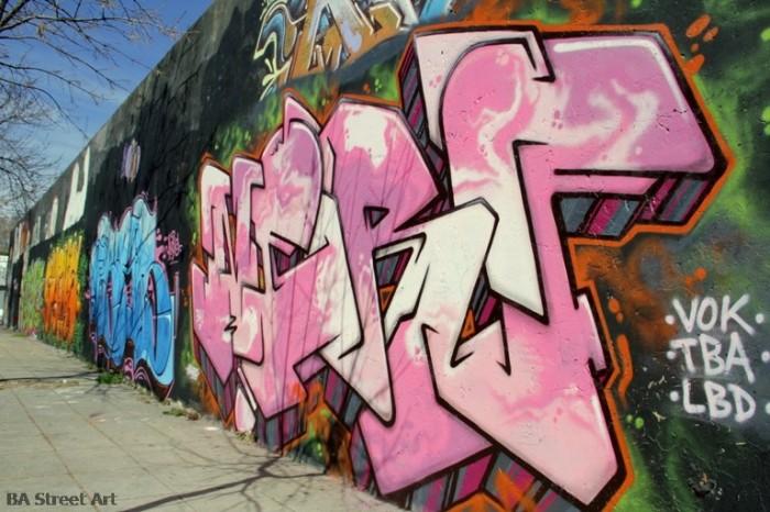 buenos aires graffiti tour nerf  interview street art tour BA buenosairesstreetart.com