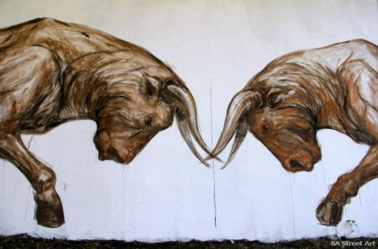 jaz franco fasoli mural buenos aires street artist argentina buenosairesstreetart.com BA Street Art tour