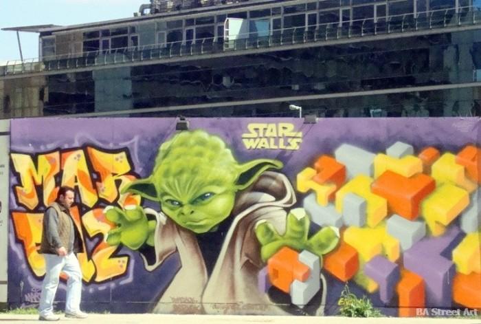 nerf dano marea graffiti buenos aires buenosairesstreetart.com BA Street Art Tours