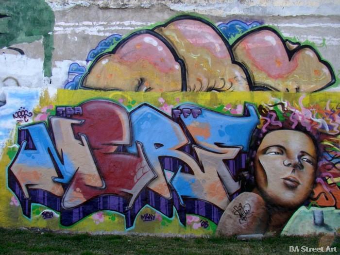 nerf graffiti street artist buenos aires street art tour murales buenosairesstreeetart.com