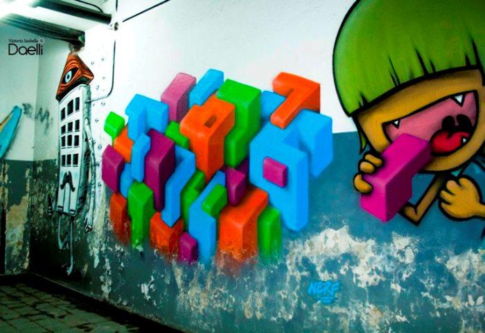 nerf interview street artist buenos aires BA street art graffiti buenosairesstreetart.com