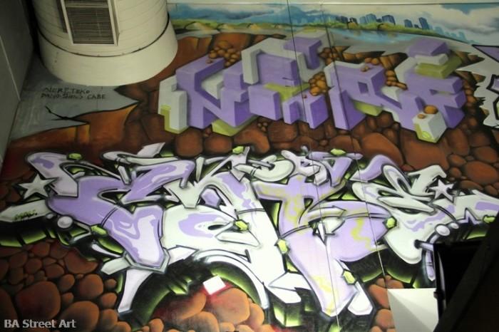 puan subte street art buenos aires cabe nerf BA graffiti tour buenos aires