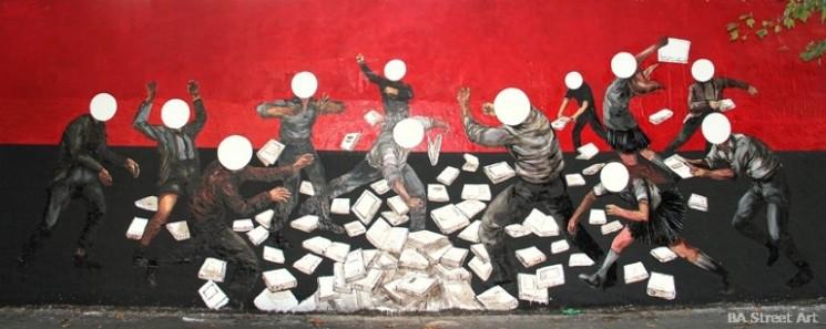 The Wall Mania jaz BA Street Art Tours buenos aires plaza del congreso buenosairesstreetart.com