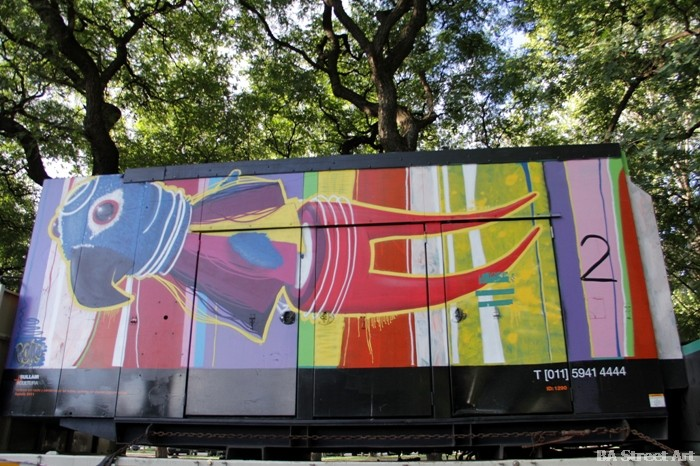 buenos aires graffiti gone buenosairesstreetart.com BA Street Art Tours