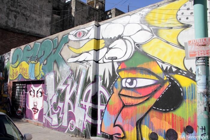 buenos aires graffiti tour la boca buenosairesstreetart.com BA Street Art