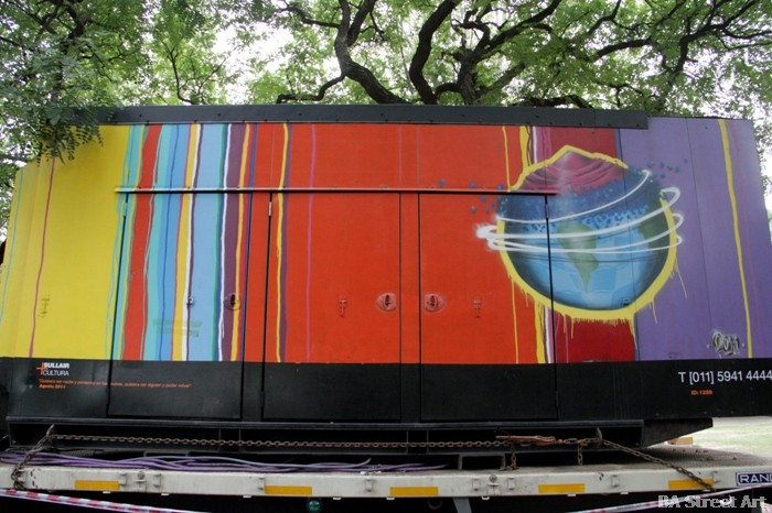 buenos aires street art murales gone sullair buenosairesstreetart.com BA Street Art Tours