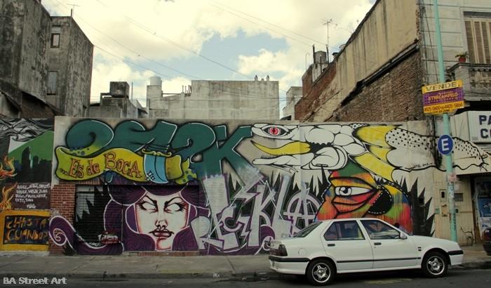 buenos aires street art tour la boca buenosairesstreetart.com BA Street Art arte urbano