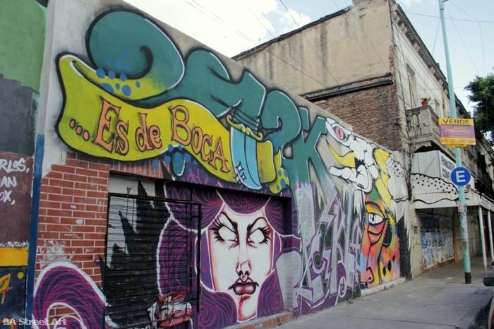 buenos aires street art tour la boca buenosairesstreetart.com BA Street Art ene ene