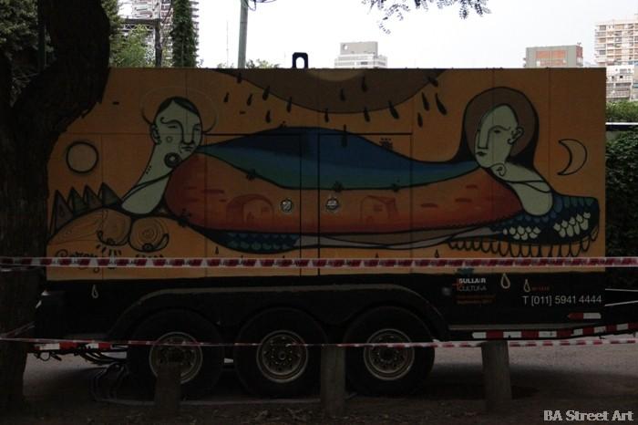 corona street artist buenos aires buenosairesstreetart.com BA Street Art Tours