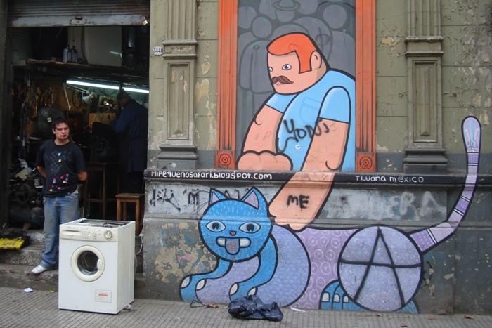 el norteño buenos aires tour murales buenosairesstreetart.com BA Street Art Tours (4)