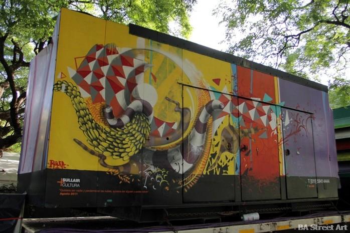 roma street artist buenos aires street art buenosairesstreetart.com BA Street Art Tours