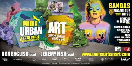 Puma urban art festival buenos aires 2012 buenosairesstreetart.com