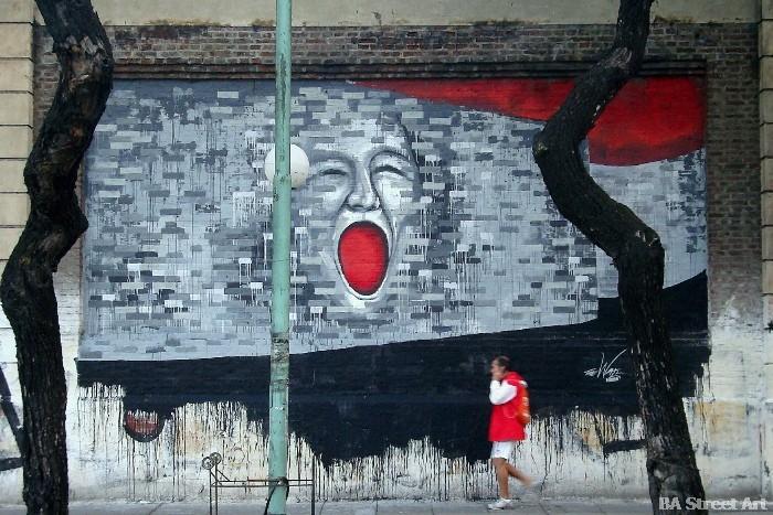 the wall mania roger waters street art ever pum pum buenos aires graffiti tour buenosairesstreetart.com