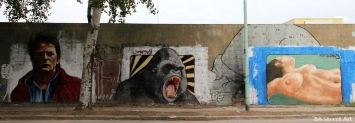 urban art buenos aires murales graffiti argentina buenosairesstreetart.com