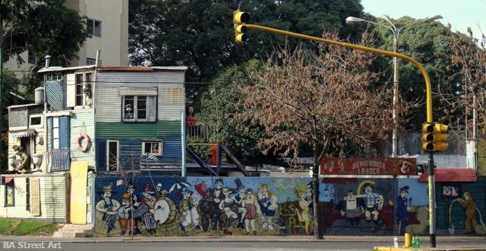 buenos aires street art omar gasparini artist murals © buenosairesstreetart.com