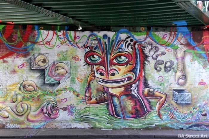 amor nice naranja street artist buenos aires murales graffiti tour buenosairesstreetart.com