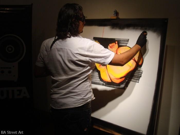 dame graffiti artista club cultural matienzo buenos aires street art buenosairesstreetart.com