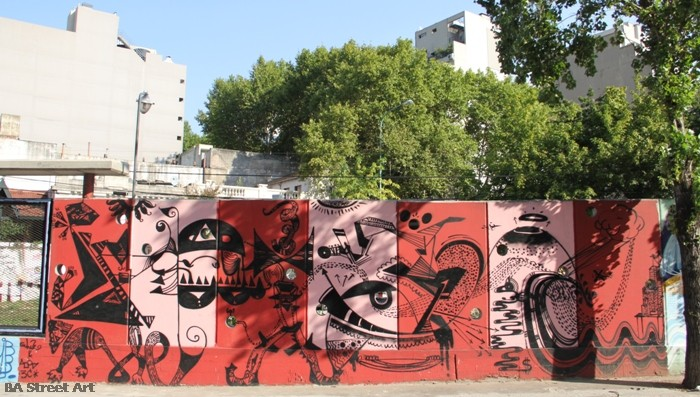glue amor murales buenos aires street art buenosairesstreetart.com