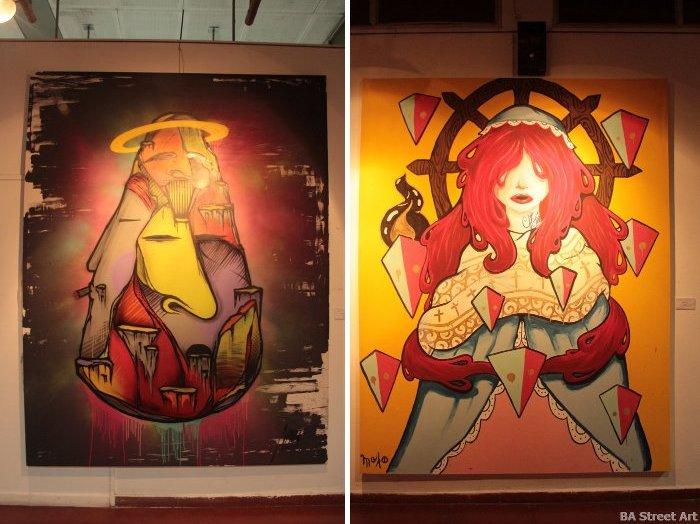 nase moko studio street art lujan buenos aires buenosairesstreetart.com