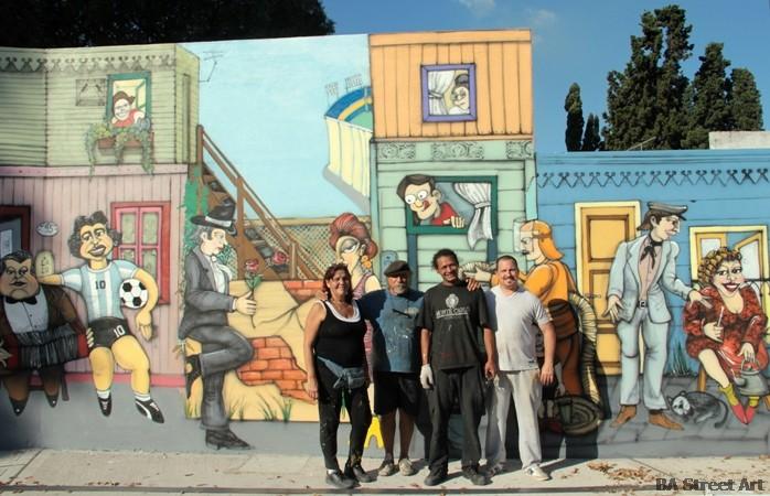 omar gasparini artista plastica buenos aires street art buenosairesstreetart.com