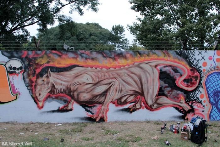 wore san martin graff buenos aires graffiti argentina street art buenosairesstreeetart.com