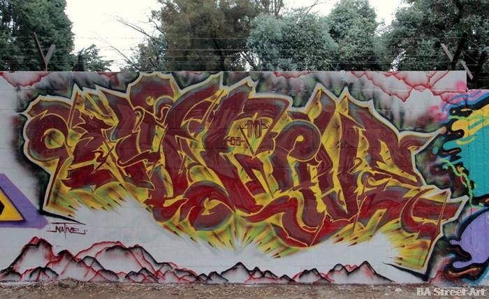 zombis native san martin graff buenos aires graffiti BA street art buenosairesstreetart.com