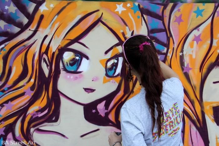 Mako Fufu arte patricios buenos aires street art buenosairesstreetart.com