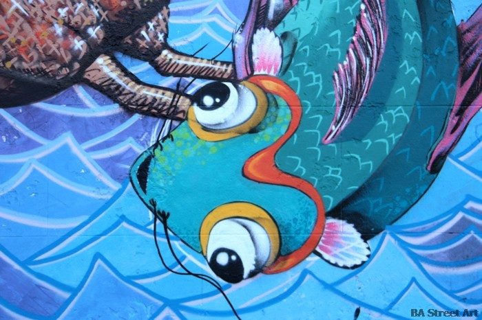 buenos aires graffiti ice buenosairesstreetart.com BA Street Art