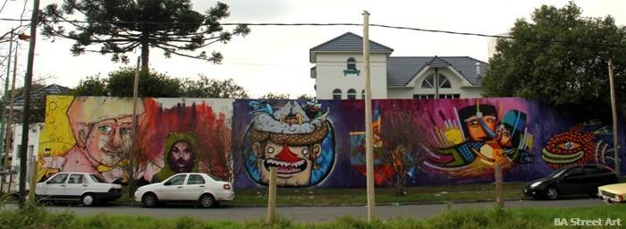 buenos aires graffiti tour arte urbano la plata buenosairestreetart.com