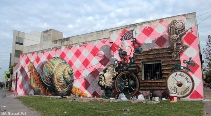 buenos aires graffiti tour martin ron buenosairesstreetart.com BA Street Art