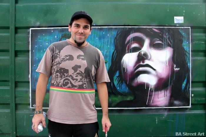 buenosairesstreetart.com chaman artista graffiti buenos aires street art