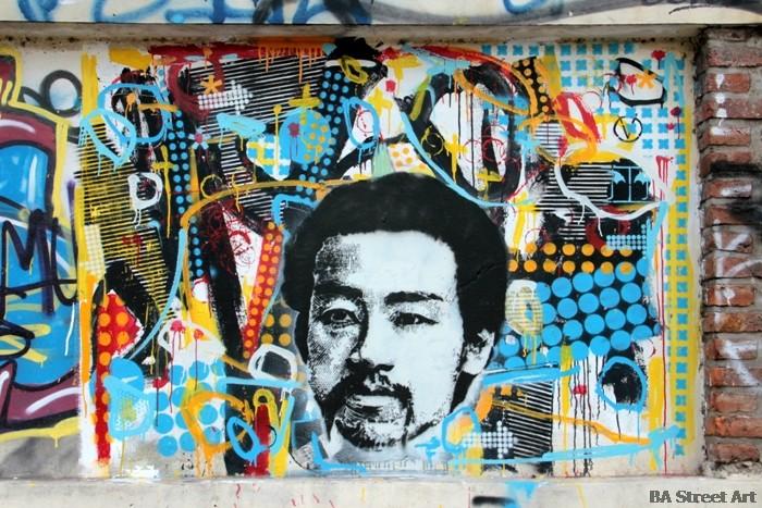 cabaio stencil buenosairesstreetart.com buenos aires graffiti BA Street Art