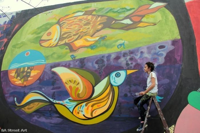 cuore buenos aires street art la plata BA Street Art murales buenosairesstreetart.com