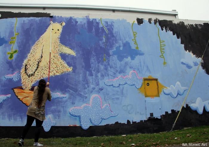 la plata arte urbano buenos aires BA Street Art buenosairestreetart.com